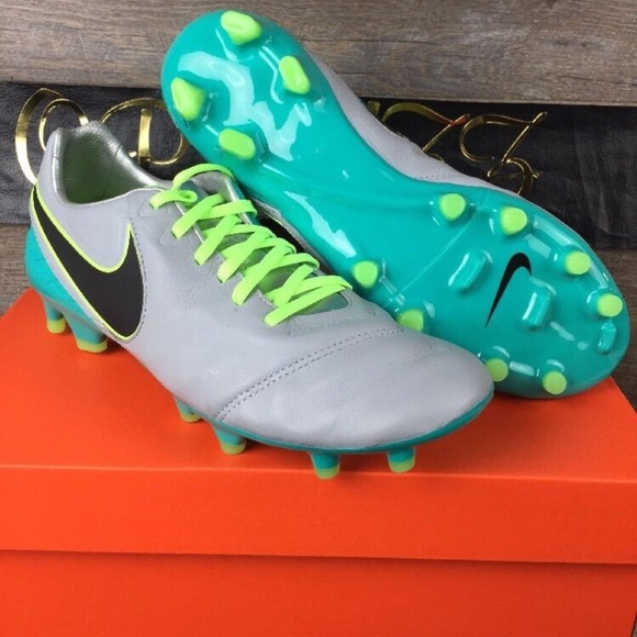08a3d9d41354 Nike Tiempo Legacy II FG Soccer Cleats